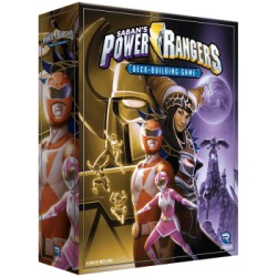 Power Rangers - DeckBuilding Game - EN