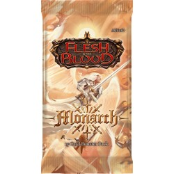 1 Booster Monarch 1st Edition Flesh & Blood TCG