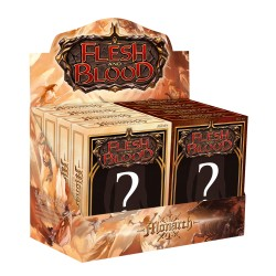 Collection de 4 Decks Monarch - Flesh And Blood TCG