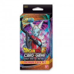 Préco 16/04 - VF - Lot de 8 Premium Pack Set 04 - DRAGON BALL SUPER Card Game