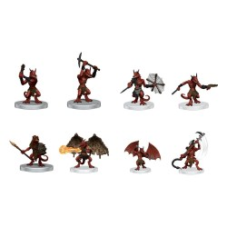 D&D Icons of the Realms - miniatures Kobold Warband