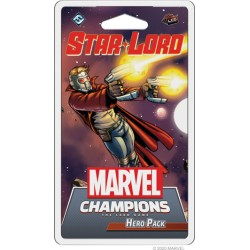 VO - Star-Lord Hero Pack - Marvel Champions : The Card Game