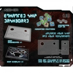 CORE SPACE - Enhanced Ship Dashboard