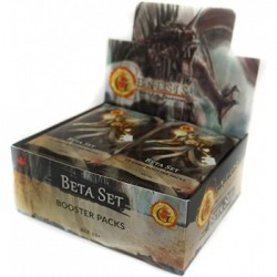 VO - Genesis: Battle of Champions - Beta Booster Display Box