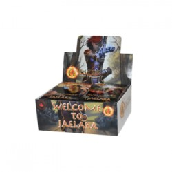 VO - Genesis: Battle of Champions - Welcome to Jaelara Booster Display Box
