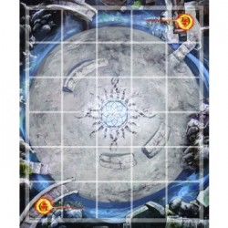 Genesis: Battle of Champions - Playmat Tapis de Jeu Sahas