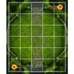 Genesis: Battle of Champions - Playmat Tapis de Jeu Ajna