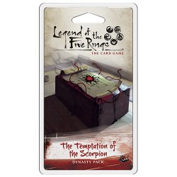 The Temptation of the Scorpion - Tempations Cycle 5.3 - Legend of the 5 Rings LCG
