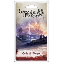 Coils of Power - Tempations Cycle 5.3 - Legend of the 5 Rings LCG