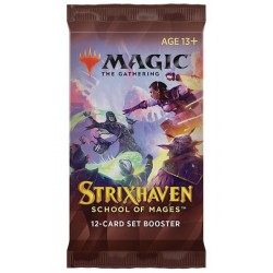 VF - LOT de 10 Boosters d'extension Strixhaven: School of Mages - Magic The Gathering