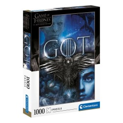 Puzzle 1000 pièces Three-Eyed Raven - Game of Thrones