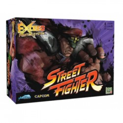 M. Bison Box - Street Fighter - Exceed Fighting System