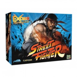Ryu Box - Street Fighter - Exceed Fighting System