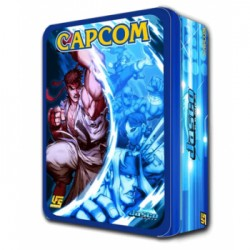 CAPCOM Special Edition Tin: Ryu - Street Fighter - Universal Fighting System