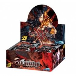 Red Horizon - Blood Omen - Boite de 24 Boosters - Universal Fighting System