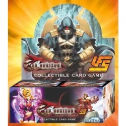 Red Horizon - Boite de 24 Boosters - Universal Fighting System