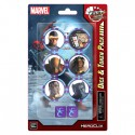 X-Men Rise and Fall Dice and Token Pack - Marvel HeroClix