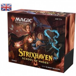 VO - BUNDLE Strixhaven: School of Mages - Magic The Gathering