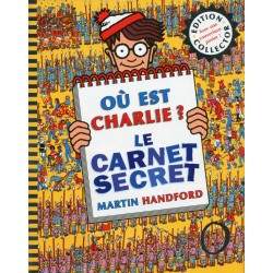 Où est Charlie Collector: LE CARNET SECRET