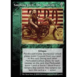 VO - Smiling Jack l'Anarch / The Anarch - VTES