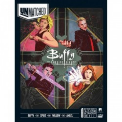 VO - Unmatched - Buffy the Vampire Slayer