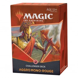 VF - Challenger deck 2021 - Aggro Mono-Rouge - Magic the Gathering