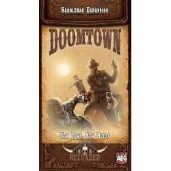 Doomtown: New Town, New Rules - Saddle Bag