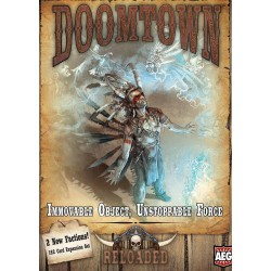 Doomtown: Immovable Object, Unstoppable Force - Pinebox 2