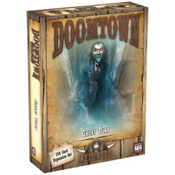 Doomtown: Ghost Town - Pinebox 4