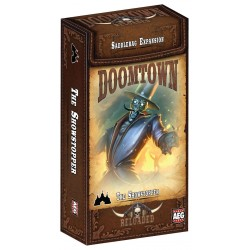 Doomtown: The Showstopper - Saddle Bag 12