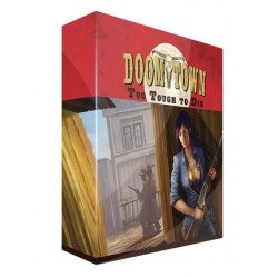 Doomtown: Too Tough to Die - Pinebox