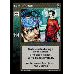 VO - Eye of Chaos - Crypt - VTES - First Blood