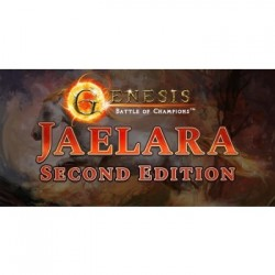 VO - Genesis: Battle of Champions - Jaelara Second Edition Booster Display Box