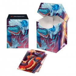 Deck Box 100 Cartes - Magic: The Gathering - Strixhaven - Uvilda, Dean of Perfection & Nassari, Dean of Expression