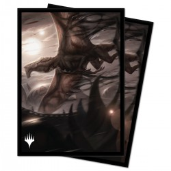 100 Protège-Cartes Magic The Gathering - Strixhaven - Shadrix Silverquill