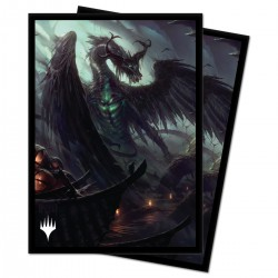 100 Protège-Cartes Magic The Gathering - Strixhaven - Beledros Witherbloom