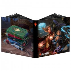 Pro Binder 12 cases Magic The Gathering - Strixhaven Will and Rowan