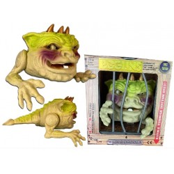 Boglins King Drool Gold Horned 1st EDITION 2021