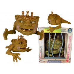 Boglins King Dwork Gold Horned 1st EDITION 2021