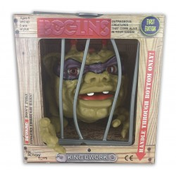 Boglins King Dwork Red Eye 1st EDITION 2021