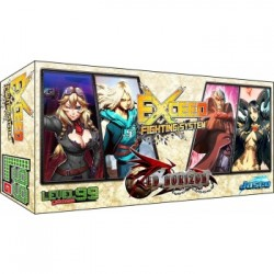 Exceed: Red Horizon- Rees& Heidi vs Vincent & Nethali boxed card game