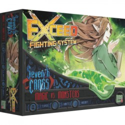 Exceed: Seventh Cross - Magic vs. Monsters