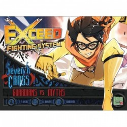 Exceed: Seventh Cross - Guardians vs. Myths