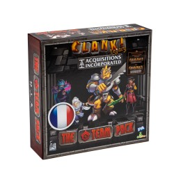 Clank! - Legacy - Acquisitions Incorporated - Extension The C Team Pack