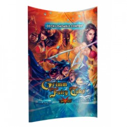 Grimm Fairy Tales - Zenescope - Loadable Content Wave 1 - Universal Fighting System