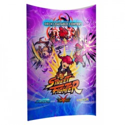 Street Fighter Chibi - Loadable Content Wave 1 - Universal Fighting System