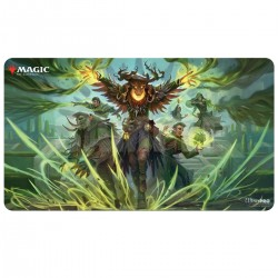 Tapis de jeu - Strixhaven - Witherbloom Command - Magic The Gathering