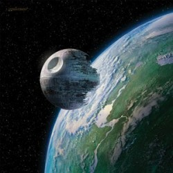 Star Wars Playmat - Death Star II Playmat