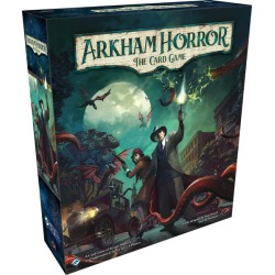VO - Revised Core Set- Arkham Horror: The Card Game