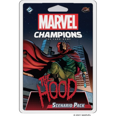 VO - The Hood Scenario Pack - Marvel Champions : The Card Game